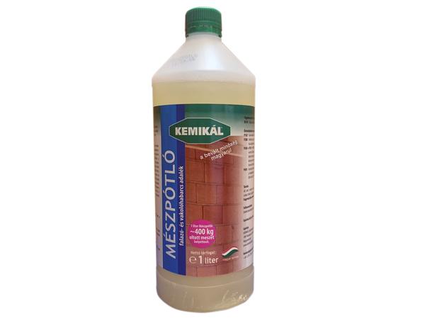 Mészpótló - falazó - és vakolóhabarcs adalék 1 liter ( KEMIKÁL )