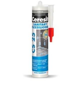 Ceresit CS25 Carrara 03 szaniter szil. 280 ml
